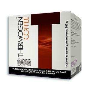 thermogen coffee para bajar de peso