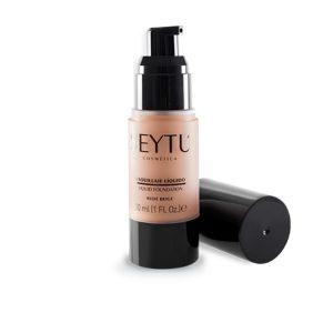 maquillaje liquido nude beige