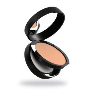 maquillaje compacto seytu warm beige